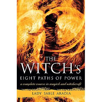Witchs Eight paths of power 9781578635511