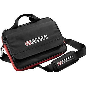 Facom Laptop bag Suitable for up to: 38,1 cm (15) Black, Red