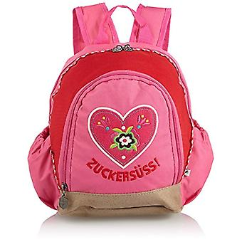 Adelheid Zuckers ss Rucksack Girl shoulder bag - Pink (Pink) 15x29x22 centimeters (L x H x D)