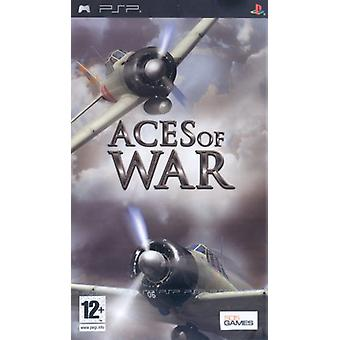 Aces of War (PSP)-fabriek verzegeld