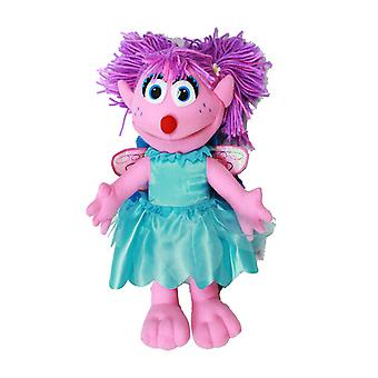 Plush Backpack - Sesame Street - Abby CaDabby New Soft Doll Toys s10se3464