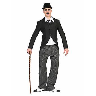 1920 's Frock miesten puku Kokomin Charlie Chaplin Legend miesten puku