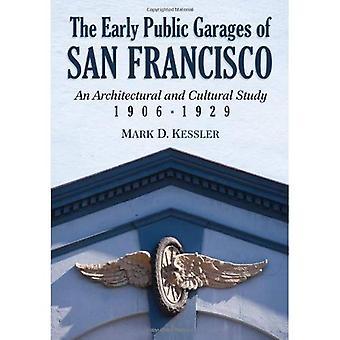 As precoce garagens públicas de São Francisco