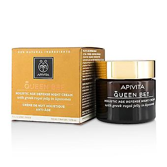 Apivita Queen Bee Holistic Age Defense Night Cream - 50ml/1.73oz