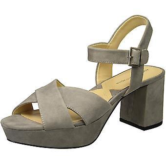 Adrienne Vittadini Footwear Frauen Powel Heel Sandale