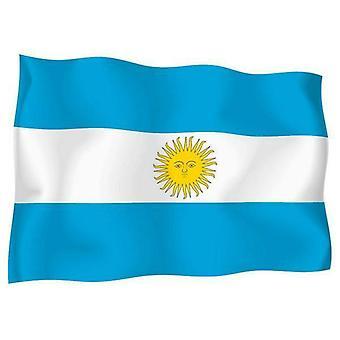 Sticker sticker sticker vlag exterieur vinyl auto motorfiets Argentinië Argentinië