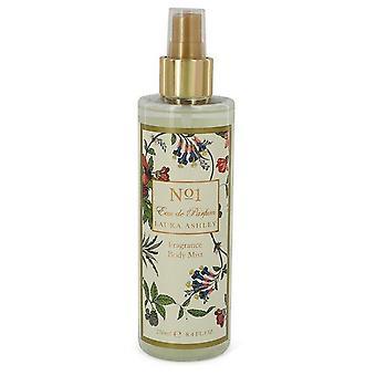 Laura ashley no. 1 fragrance body mist spray by laura ashley 547708 248 ml
