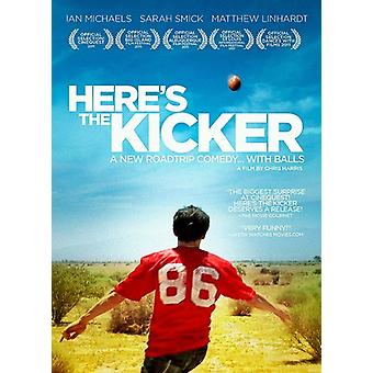 Here's the Kicker [DVD] USA import