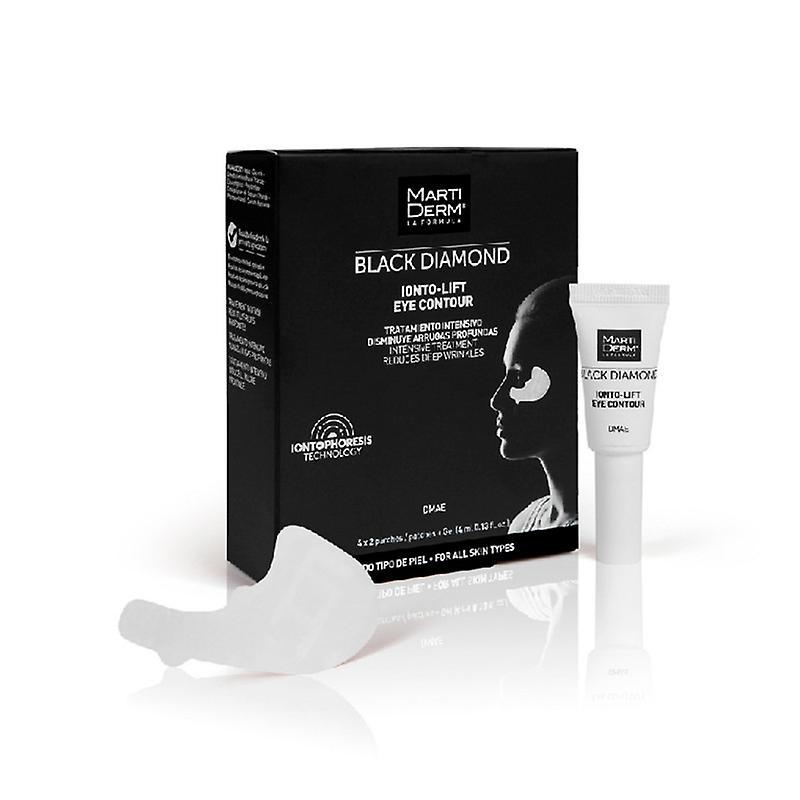 Martiderm Black Diamont Ionto-lift Eye Contour - Eyes