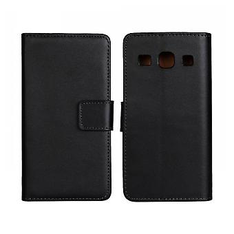 Wallet Case Galaxy Core Plus Real Leather