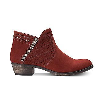 الأمريكية خرقة النساء Abby1 النسيج مغلقة الأحذية أزياء الكاحل القدمين
