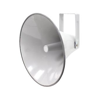 """Slimme akoestiek 20 """"aluminium hoorn flare"""