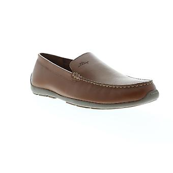 Tommy Bahama Amalfi  Mens Tan Brown Casual Slip On Loafers Shoes