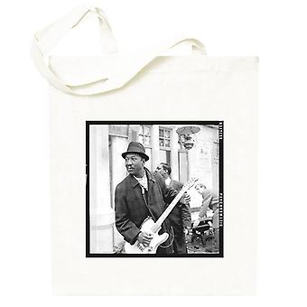 TV Times Muddy Waters Blues And Gospel Train 1964 Totebag