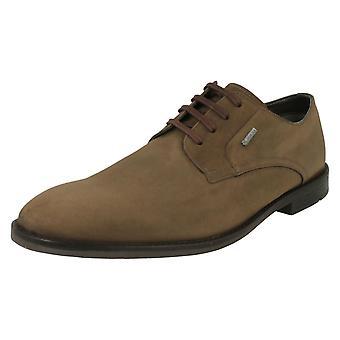 Mens Clarks Gore-Tex Lace Up Shoes Ronnie Walk GTX