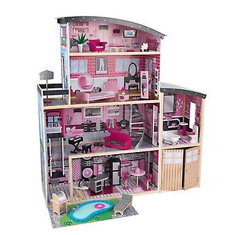 KidKraft Haus von Sparkle Mansion Puppen