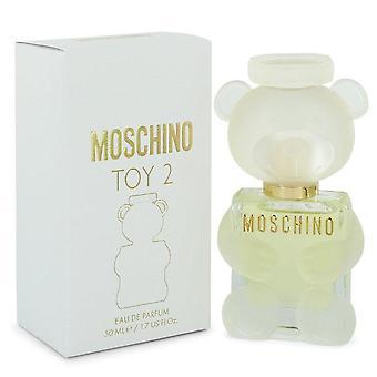 Moschino Spielzeug 2 Eau de Parfum Spray von moschino 547517 50 ml