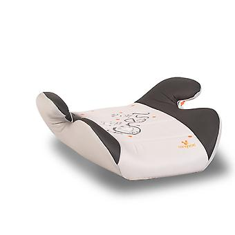 Cangaroo child seat Forest beige group 2/3 (15-36 kg) anatomical shape armrest