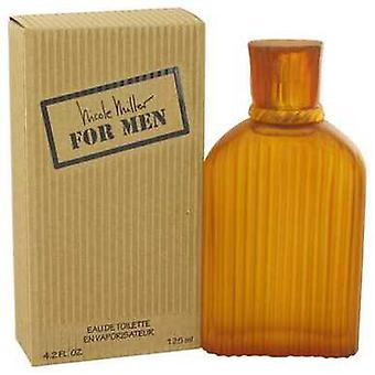 Nicole Miller By Nicole Miller Eau De Toilette Spray 4.2 Oz (men) V728-418872
