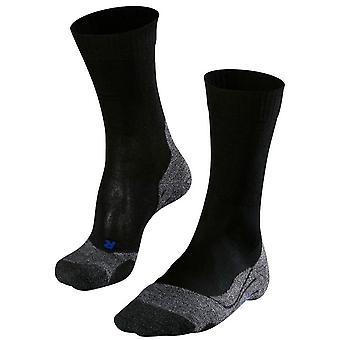 Falke trekking 2 seje sokker-sort mix