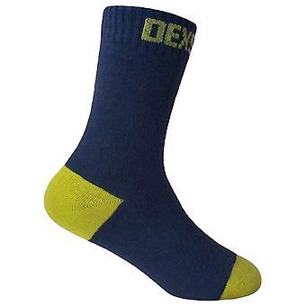 Dexshell Navy Childrens Smart Socken