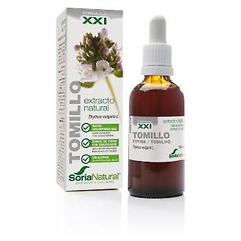 Soria Natural Thyme Extract 21st Century (Herboristeria , Natural extracts)