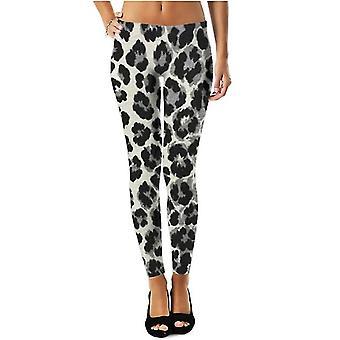 Leopard pattern legging