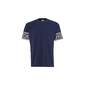 Kenzo sport Paris Navy T-shirt met print