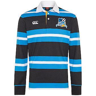 Canterbury Mens Uglies Utility Yarn Long Sleeve Rugby Shirt