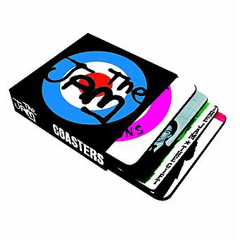 The Jam Coasters Set of 4 In Sleeve