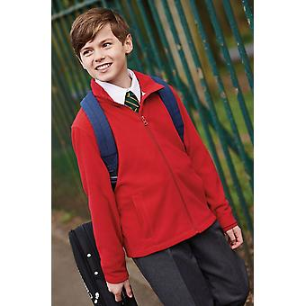 Regatta professional kid's brigade ii full zip fleece jacket trf515