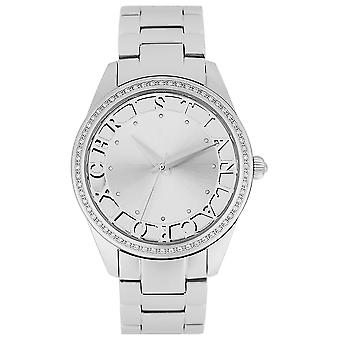 Christian lacroix Quartz Analog Women's Watch with CLWE37 Stainless Steel Bracelet