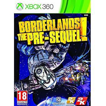 Borderlands The Pre-Sequel Xbox 360 Game