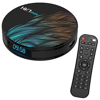 Stuff Certified® HC1 Max 4K TV Box Media Player Android Kodi - 4GB RAM - 128GB Storage