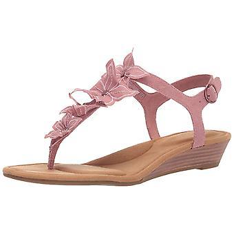 Koolaburra by UGG Women's Arely Heeled Sandal ash rose 05 B US
