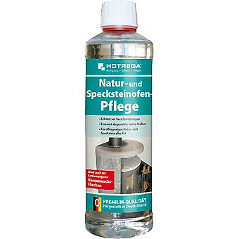 HOTREGA® natural and soapstone oven care, 500 ml bottle