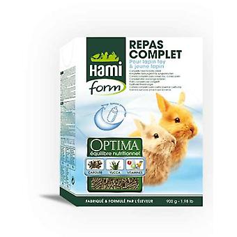 Hami Form Complete Food For Young rabbits / You (Small pets , Dry Food and Mixtures)