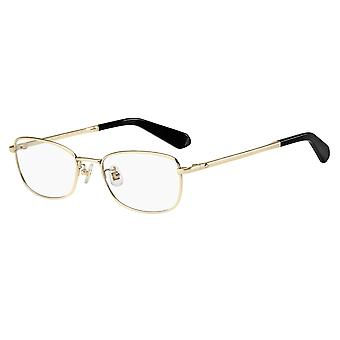 Kate Spade Abilene/F 3YG Light Gold Glasses
