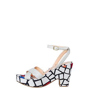Desigual vrouwen ' s bip platform sandalen