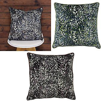 Mika Cushion Cover with Reversible Colours