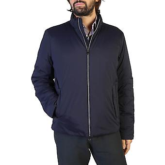 Geox Original Men Fall/Winter Jacket - Blue Color 37707