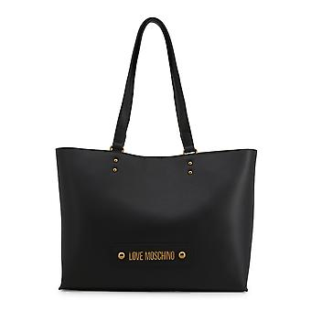 Love Moschino Original Women Spring/Summer Shopping Bag Black Color - 70770