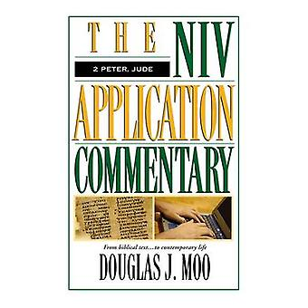 2 Peter - Jude by Douglas J. Moo - 9780310201045 Book