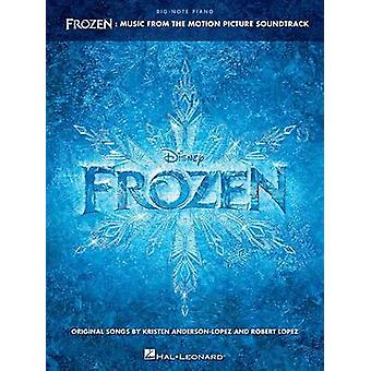 Frozen - Music from the Motion Picture Soundtrack (Big-Note Piano) - 9