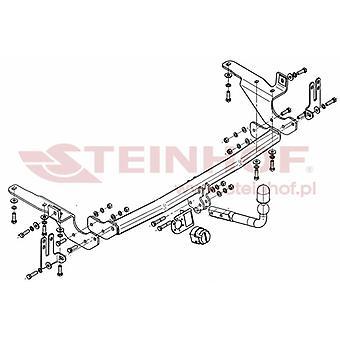 Steinhof Towbar (rettelser 2 bolte) til Toyota RAV 4 mk3 2005-2012