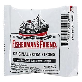Fishermans vän romb, 10 mg, original, 20 ea