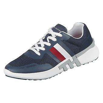 Tommy Hilfiger Lightweight Corporate Thrunner FM02661DW5 universal all year men shoes