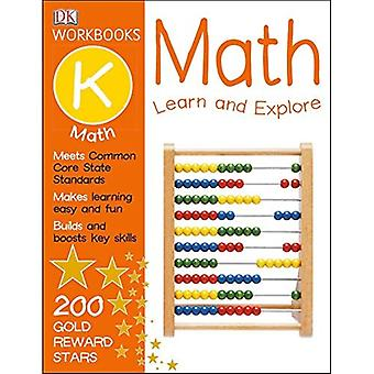 Math, K (DK Workbooks)