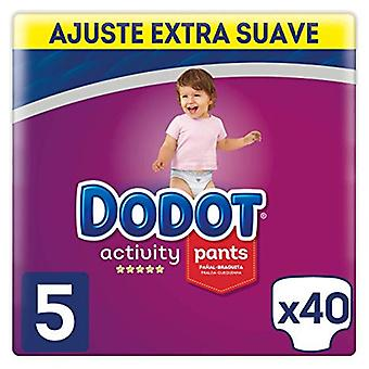 Dodot Activity Extra Diapers Size 5 with 40 Units