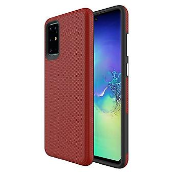 Per Samsung Galaxy S20 Ultra 4G 5G Custodia Protettivo Forte Copertura Rosso